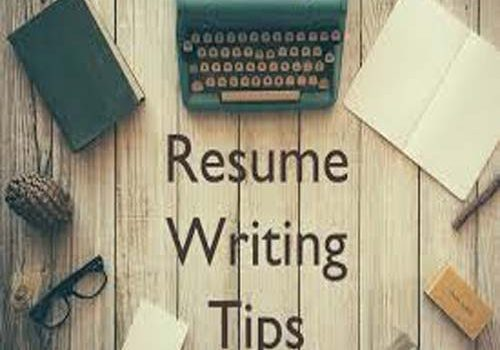 How to write a Resume effectively