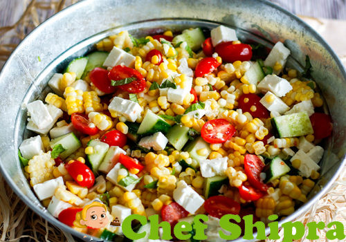 Recipe for Sweet Corn Salad
