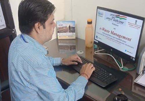 nikhil ranjan nielit haridwar,niikhiil, ekaanshastro,online webinar nielit, webinar 2021,